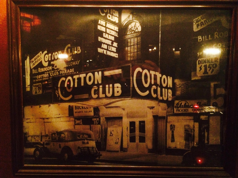 Swing Jazz Cotton Club Allstars Monday Cotton Club Harlem